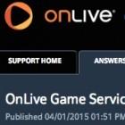 Onlive: Spiele-Streaming-Pionier gibt auf und verkauft an Sony