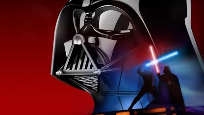 Artwork der Digital Movie Collection von Star Wars
