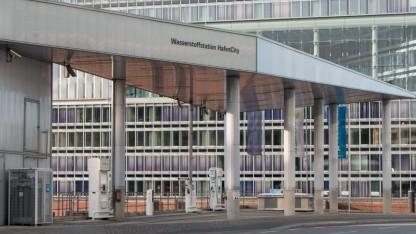 Wasserstofftankstelle in Hamburg: Produktion und Verkauf am selben Ort