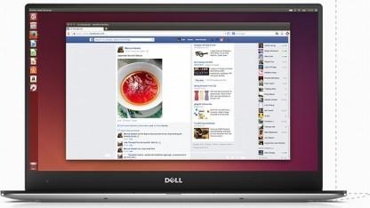 Dells XPS 13 ist kleiner als vergleichbare 13-Zoll-Modelle und nun auch mit Ubuntu verfügbar.