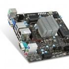 MSI-Mainboards: Erste Hauptplatinen mit Intels Braswell angekündigt
