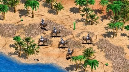 Erweiterung von Age of Empires 2 HD
