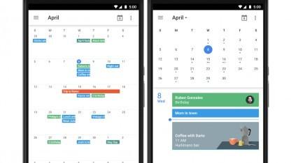 Google Kalender: Google bringt die Monatsansicht zurück   Golem.de