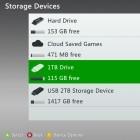 Microsoft: Xbox 360 bekommt Unterstützung für 2-TByte-HDDs