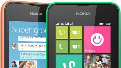 Das Lumia 530 wird von der Windows 10 Technical Preview unterstützt.