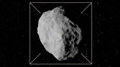 Didymoon im Visier: Rund 12.000 erdnahe Asterodien sind bekannt.