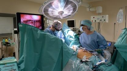 Technik in Operationssälen sollte sicher sein.
