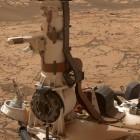 Curiosity: Mars-Rover findet Hinweise auf flüssiges Wasser