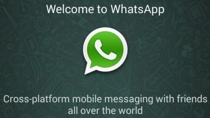 Neues Design: Whatsapp für Android