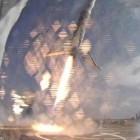 Raumfahrt: SpaceX-Rakete erneut bei der Landung zerschellt