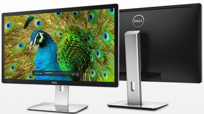 Dells 5K-Display wird nun von einigen wenigen Macs unterstützt.