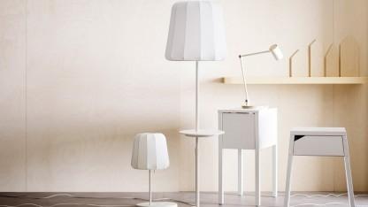 Qi-Lademöbel von Ikea