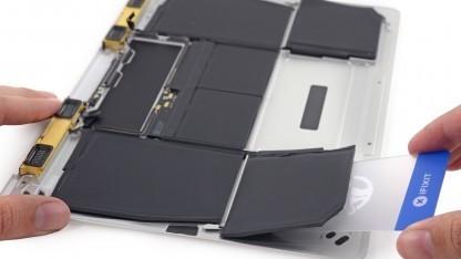 iFixit zerlegt MacBook 12