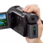 Sony FDR-AX33: Camcorder nimmt 4K mit Bitrate von 100 Mbit/s auf