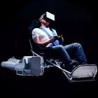 MM1: VR-Stuhl mit Fünf-Punkte-Gurt