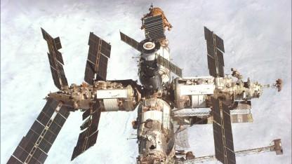 Russlands letzte Raumstation war die 2001 kontrolliert zum Absturz gebrachte MIR.