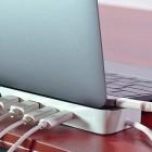 Hydradock: Elf Ports für das Macbook 12