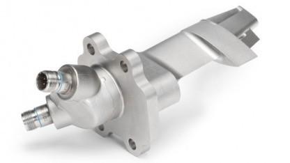 Gehäuse des  T25-Sensors für eine Flugzeugturbine