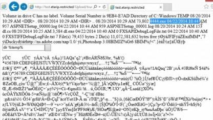 Über Schadcode, den er in einem Jpeg-Foto platzierte, verschaffte sich der Hacker Marcus Murray Zugriff auf einen Webserver.