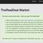 Darknet: Ein Schwarzmarkt für Sicherheitslücken