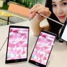 G Stylo: LG bringt neues Riesen-Smartphone mit Stift