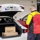 Onlinehandel: DHL und Amazon starten Zustellung in den Kofferraum