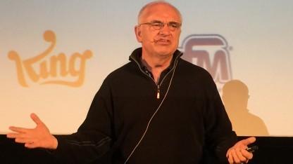 Don Daglow auf der Quo Vadis 2015