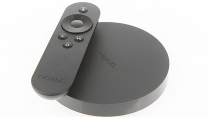 Nexus Player mit Bluetooth-Fernbedienung