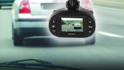 Dashcams sind unter Umständen erlaubt.