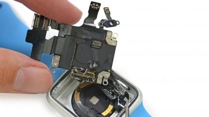Teardown der Apple Watch