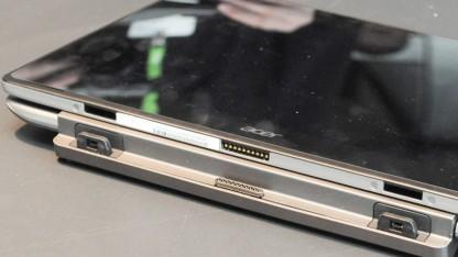 Das Switch 11 hat eine überarbeitete Gelenkkonstruktion.