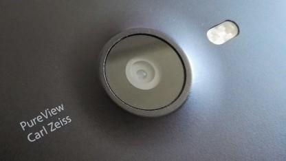 Herkömmliche Smartphones arbeiten mit einem Objektiv und einem Digitalzoom.