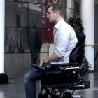Glass Chair: Mit der Google Glass den Rollstuhl steuern