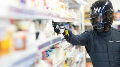 Aerofoil-Technik aus der Formel 1 für Supermarkt-Kühlregale