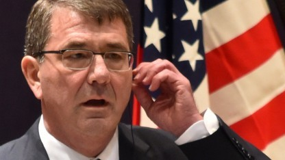US-Verteidigungsminister Ash Carter