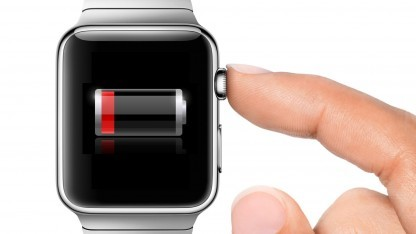 Apple Watch lädt bei manchen Nutzern nicht.