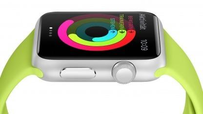 Apple Sport mit Ion-X-Schutzglas