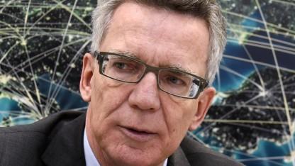 Thomas de Maizières Innenministerium soll falsche Angaben zur NSA-Spionage gemacht haben.