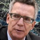 Wirtschaftsspionage: De Maizière sieht sich in BND-Affäre entlastet