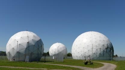 Vom bayerischen Bad Aibling leitet der BND Daten an die NSA weiter.