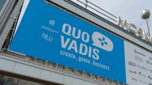 Logo der Quo Vadis