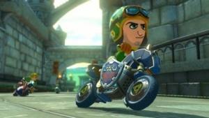 Neue Rennklasse für Mario Kart 8