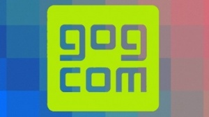 Logo von Gog.com (Good old Games)