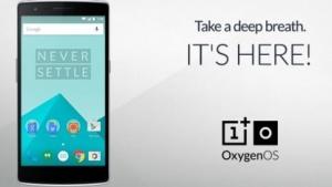 Oxygen OS für das One-Smartphone