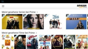 Amazon Instant Video für Android