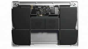 Rendering der Macbook-Hardware
