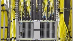 DE-CIX Switch-Kabelanschlüsse