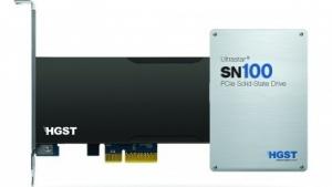 Die SN100-Serie wird in Mustern ausgeliefert.