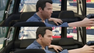 Michael aus GTA 5 im Grafikvergleich