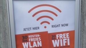 WLAN-Angebot in Berlin